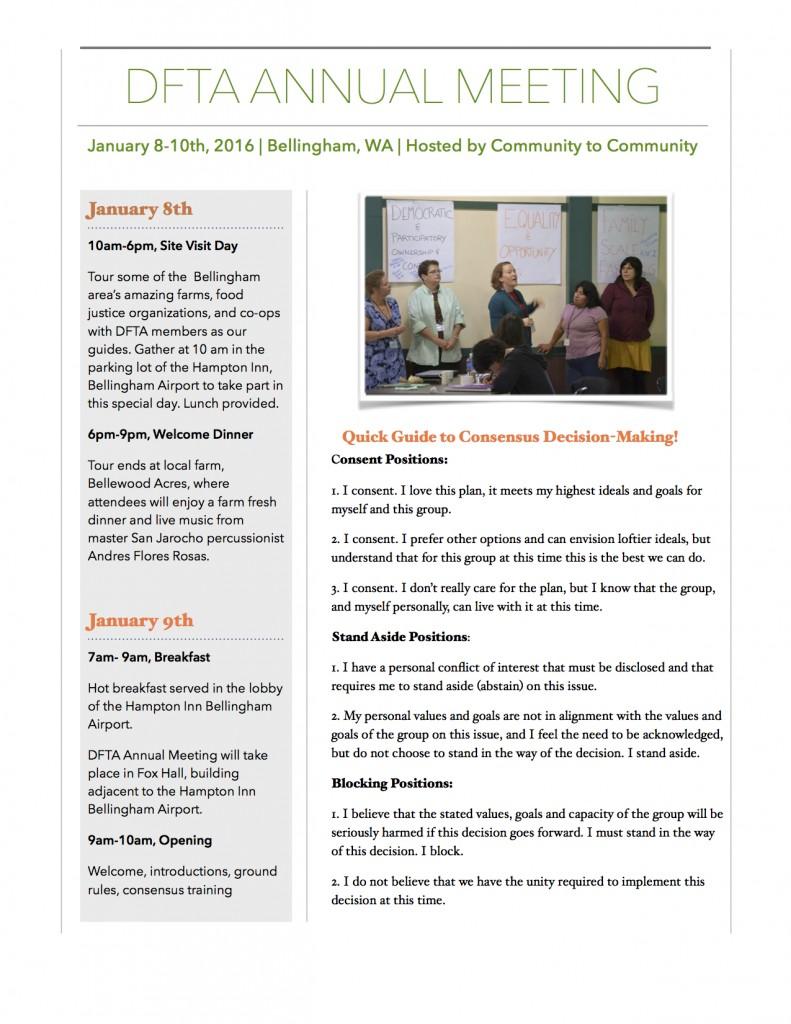 Annual Meeting Program 2016